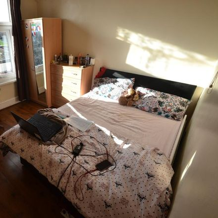 Rent this 1 bed room on Lisvane Street in Cardiff CF, United Kingdom