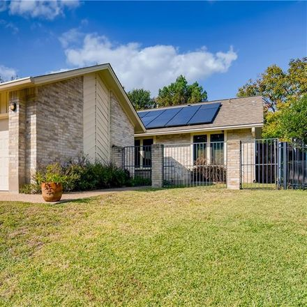 Rent this 3 bed house on Lakewood Hollow in Austin, TX