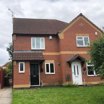 Rent this 2 bed house on Rugby Road in Hinckley and Bosworth LE10 2XB, United Kingdom