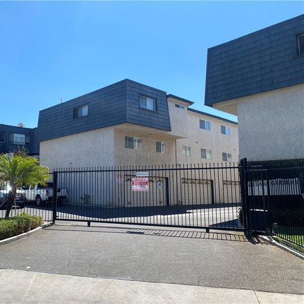 Rent this 2 bed townhouse on 18550 Hatteras Street in Los Angeles, CA 91356