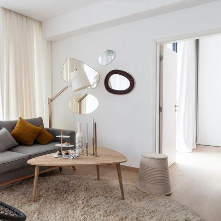 Rent this 1 bed apartment on Chaussée de Saint-Job - Sint-Jobsesteenweg 521 in 1180 Uccle - Ukkel, Belgium