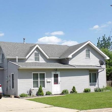 Rent this 3 bed apartment on 220 South 3rd Street in Estherville, IA 51334