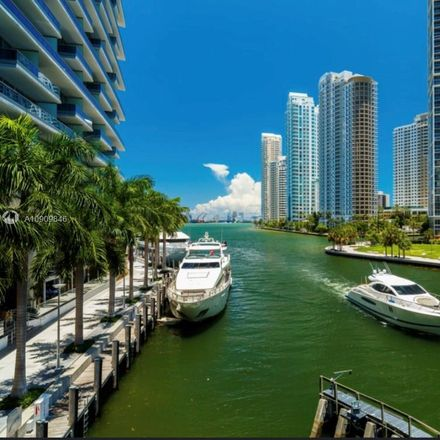 Rent this 2 bed apartment on 200 Biscayne Boulevard in Miami, FL 33131