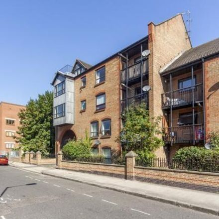 Rent this 2 bed apartment on Johnson's Drawdock in Ferry Street, London E14 3DT