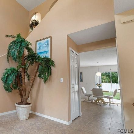 Rent this 5 bed apartment on 46 Sederholm Path in Palm Coast, FL 32164