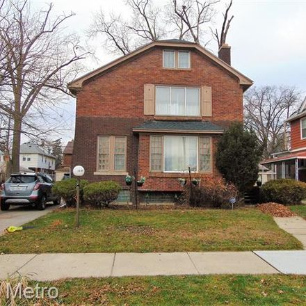 Rent this 3 bed house on Linwood Street in Detroit, MI 48206