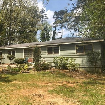 Rent this 4 bed house on Wayne St in Marietta, GA