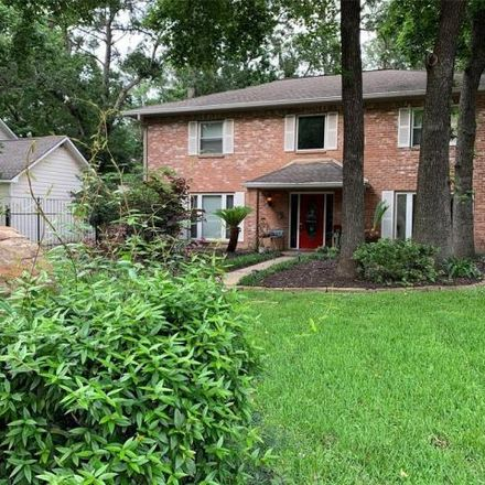 Rent this 4 bed house on 17762 Carelia Lane in Harris County, TX 77379