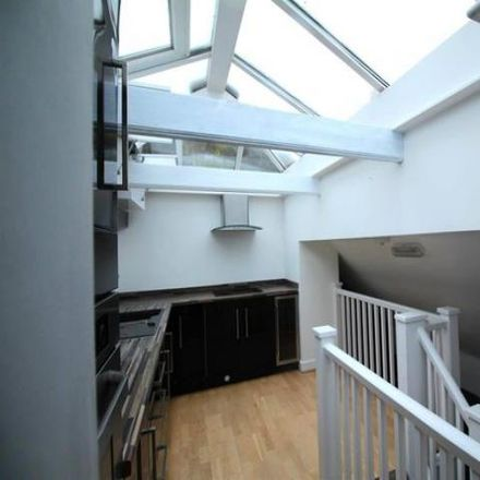 Rent this 1 bed apartment on Mount Zion Baptist Church in 16 Canterbury Road, Ashford TN24 8JX