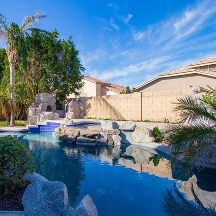 Rent this 4 bed house on West Modesto Drive in Litchfield Park, AZ 85340