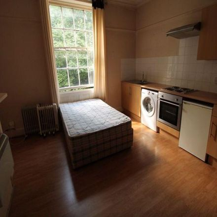 Rent this 0 bed apartment on Bethel United Church in Victoria Road, Leeds LS6 1AT