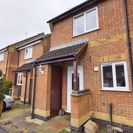 Rent this 2 bed house on Reams Close in Boston PE21 0LL, United Kingdom