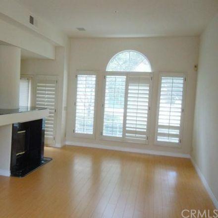 Rent this 1 bed condo on 9 Cuzzano Aisle in Irvine, CA 92606