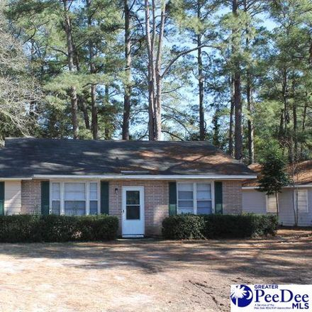 Rent this 3 bed house on 928 Sherwood Drive in Florence, SC 29501