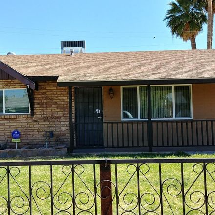 Rent this 4 bed house on 1053 East 7th Drive in Mesa, AZ 85204