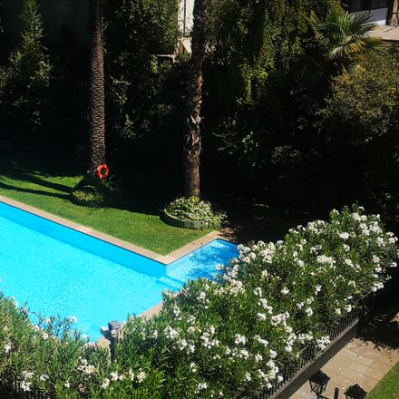 Rent this 1 bed apartment on Clinica Cath in Avenida Salvador, 750 0000 Providencia