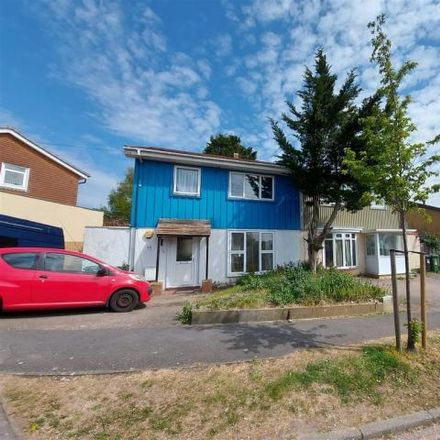 Rent this 3 bed house on Chedworth Crescent in Portsmouth PO6 4ET, United Kingdom