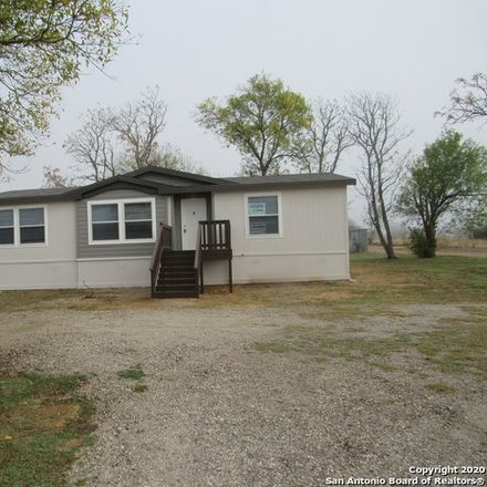 Rent this 3 bed house on 3876 Co Rd 427 in Stockdale, TX