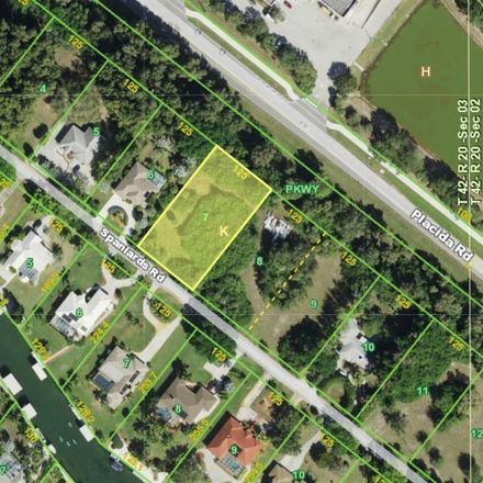 Rent this 0 bed apartment on 260 Spaniards Rd in Placida, FL
