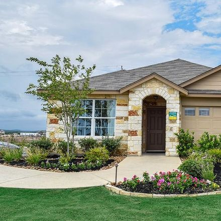Rent this 3 bed house on Bretton Ridge in San Antonio, TX