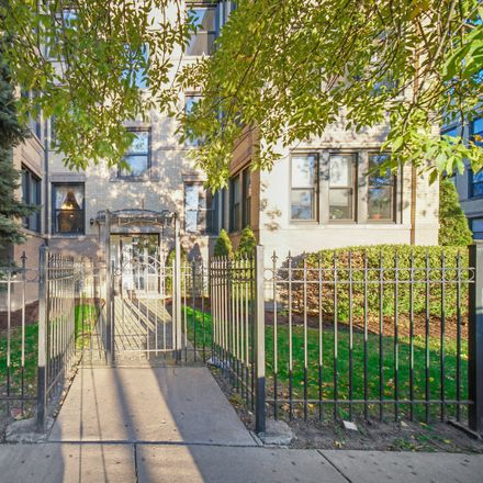 Rent this 2 bed condo on 4815-4829 North Kimball Avenue in Chicago, IL 60659