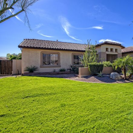 Rent this 4 bed house on 4601 W Mariposa Grande in Glendale, AZ