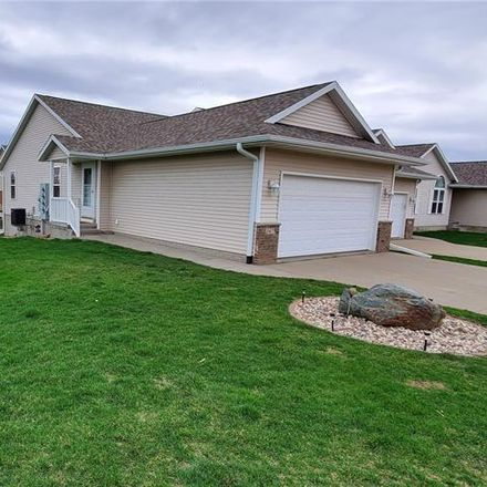 Rent this 3 bed apartment on 247 Whirlaway Lane in Fairfax, IA 52228