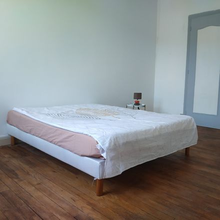 Rent this 2 bed room on 29 Rue Gabriel Péri in 42100 Saint-Étienne, France