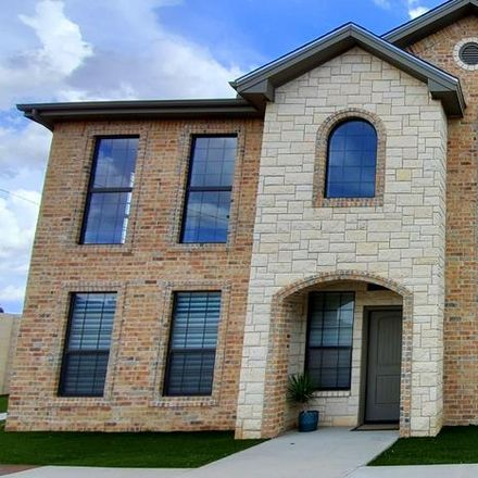 Rent this 3 bed townhouse on Odessa
