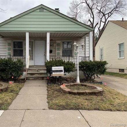 Rent this 3 bed house on 17381 Clarann Street in Melvindale, MI 48122