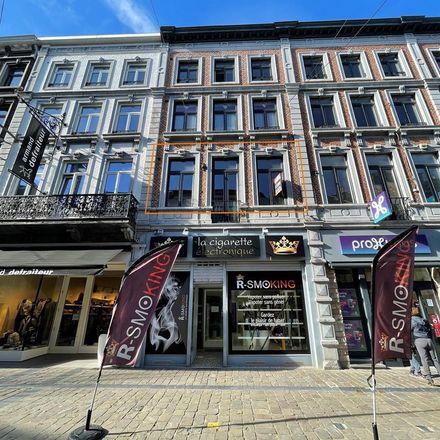 Rent this 1 bed apartment on Rue du Brou 49 in 4800 Verviers, Belgium