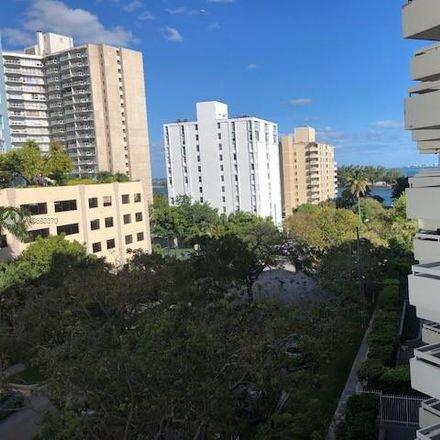 Rent this 2 bed condo on The Brickell Park in 2501 Brickell Avenue, Miami