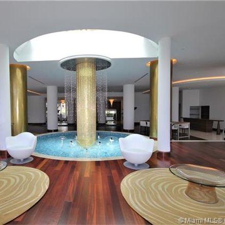 Rent this 2 bed condo on Seacoast 5151 Condominium in 5151 Collins Avenue, Miami Beach