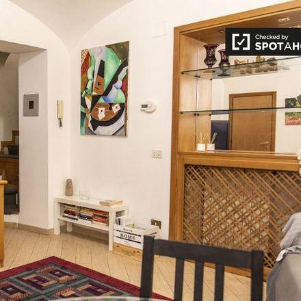 Rent this 1 bed apartment on Quartiere I Flaminio in Lungotevere Flaminio, 00196 Rome RM