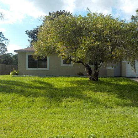 Rent this 2 bed apartment on Panama Ave SE in Palm Bay, FL