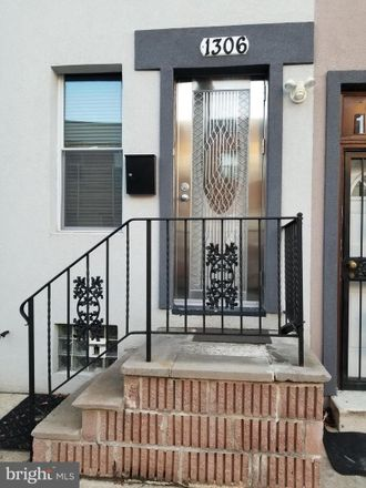 Rent this 2 bed townhouse on 1306 South Grove Street in Philadelphia, PA 19146