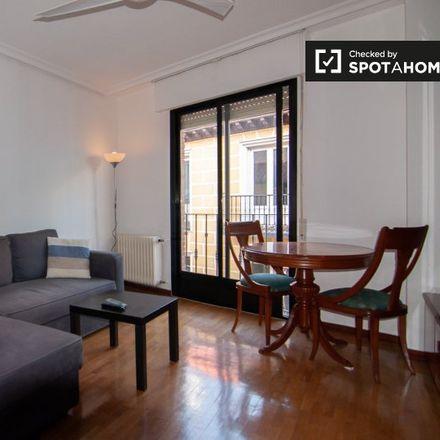 Rent this 1 bed apartment on Sastrería Denim in Calle del Marqués de Santa Ana, 28