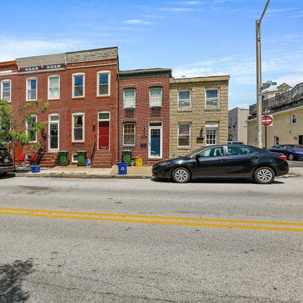 Rent this 2 bed townhouse on 3018 Dillon Street in Baltimore, MD 21224