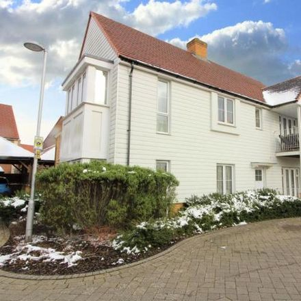 Rent this 2 bed apartment on Ronald Eastwood Row in Ashford TN23 3SD, United Kingdom