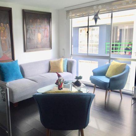 Rent this 2 bed apartment on Calle 61 in Localidad Chapinero, 110231 Bogota