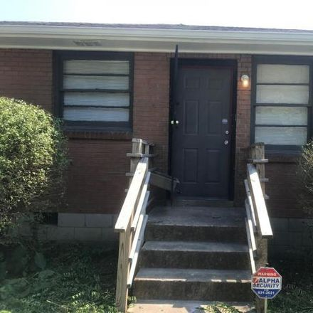 Rent this 2 bed apartment on 1714 16th Avenue North in North Nashville, Nashville