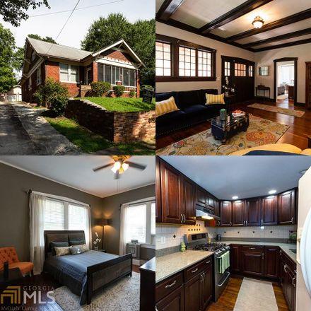 Rent this 3 bed house on Mathewson Pl SW in Atlanta, GA