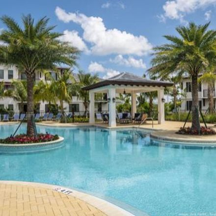 Rent this 1 bed apartment on Town Circle in Wellington's Edge, FL 33411-9991