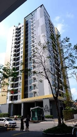 Rent this 1 bed apartment on Binh Dong in District 8, Ward 11