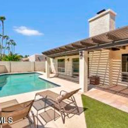 Rent this 3 bed townhouse on 7337 East Citrus Way in Scottsdale, AZ 85250
