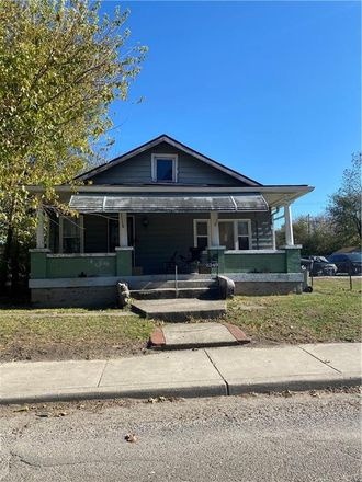 Rent this 3 bed house on 2349 Indianapolis Avenue in Indianapolis, IN 46208