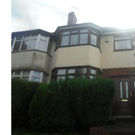 Rent this 3 bed house on Wolverhampton Road in Walsall WS2 8RN, United Kingdom