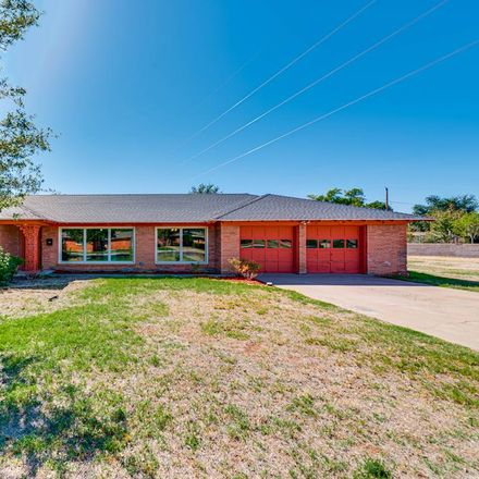 Rent this 4 bed house on North North Street in Midland, TX 79701