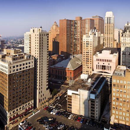 Rent this 0 bed apartment on The Arts Condominium in 1324 Locust Street, Philadelphia