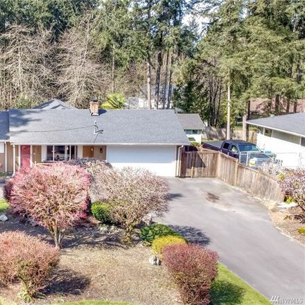 Rent this 3 bed house on 11320 86th Avenue East in South Hill, WA 98373